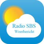 Radio SBS weer van vandaag